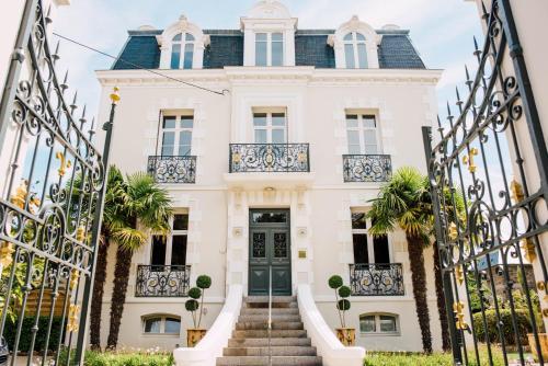 L'Hôtel Particulier Ascott - Hôtel - Saint-Malo