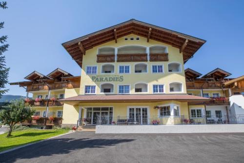 Hotel Paradies Flachau