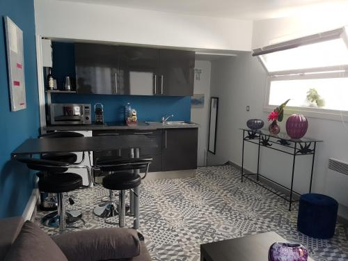 . Appartement Renouard Saint Loup .