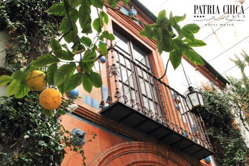 __{offers.Best_flights}__ Hotel Patria Chica