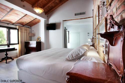 Habitación Doble Superior - 1 cama extragrande o 2 individuales Hotel Patria Chica 2