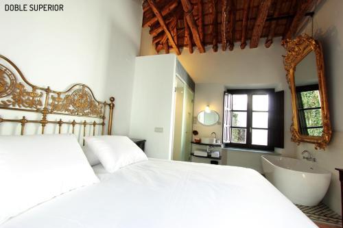 Habitación Doble Superior - 1 cama extragrande o 2 individuales Hotel Patria Chica 5