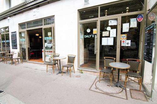 Hôtel Le Daly's photo 15