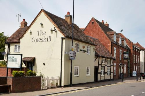 The Coleshill by Greene King Inns Hotel