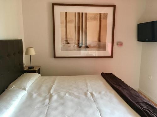 Doppel-/Zweibettzimmer mit Aussicht - Einzelnutzung Mont-Sant 22
