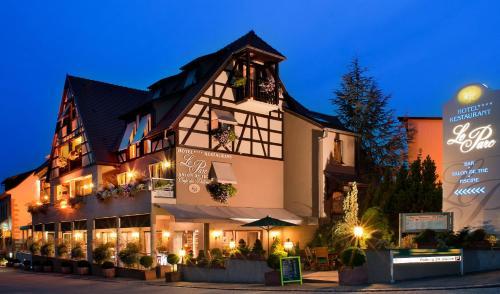 Logis Hotel Le Parc & Spa