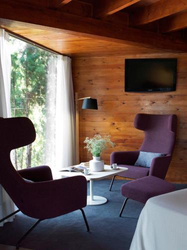 Suite mit privatem Pool - Einzelnutzung Mont-Sant 30