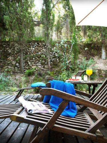 Suite mit privatem Pool - Einzelnutzung Mont-Sant 34
