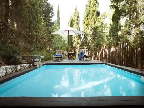 Suite mit privatem Pool - Einzelnutzung Mont-Sant 35