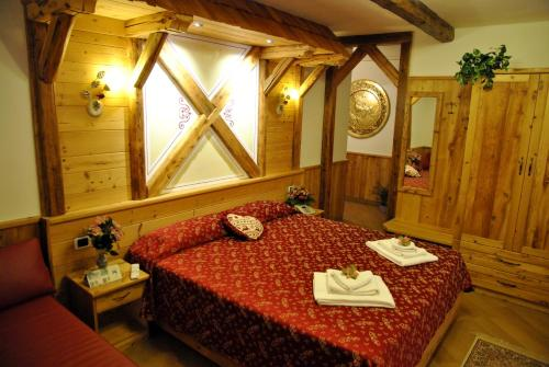 Accommodation in San Lorenzo in Banale