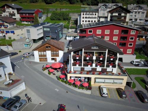 . Hotel Restaurant La Furca