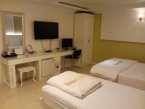 Eco Hotel rom bilder