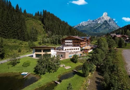 Landhotel Alpenhof Filzmoos Filzmoos