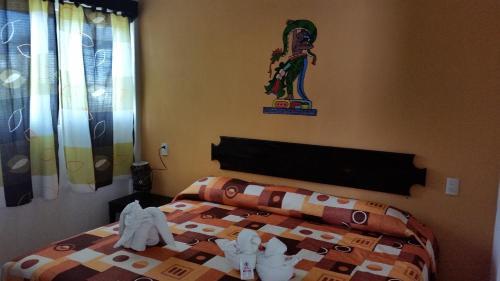 D Santiago, Palenque