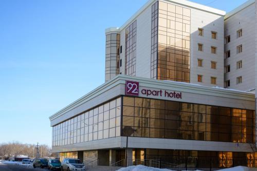 . Apart Hotel 92/2
