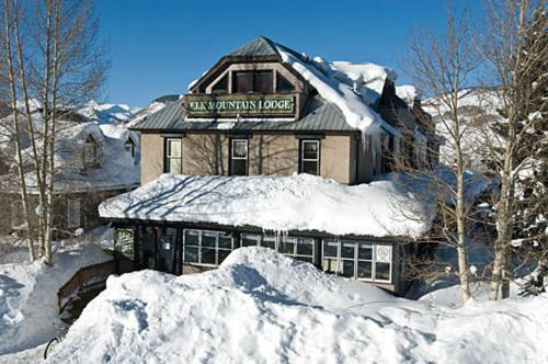 Elk Mountain Lodge - Accommodation - Crested Butte