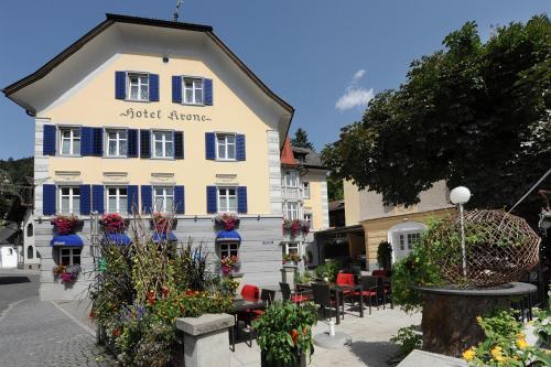 Hotel Restaurant Krone Schruns