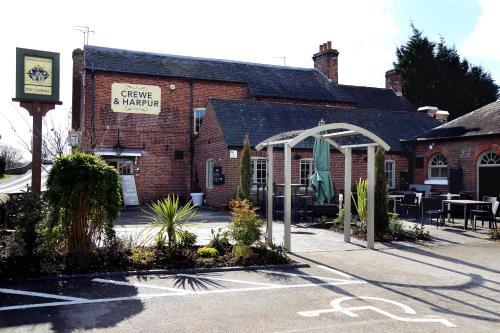 Crewe & Harpur by Marston's Inns (B&B)