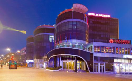 Hotel Kocibelli, Albania
