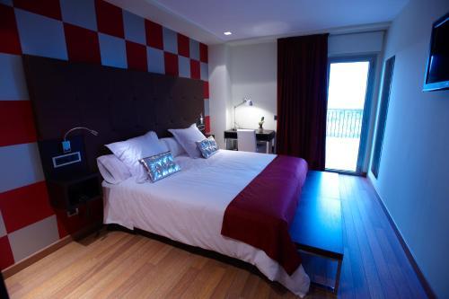 Deluxe Doppelzimmer Hotel Eguren Ugarte 5