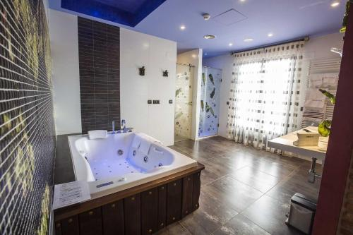 Junior Suite - single occupancy Hotel SPA Bodega El Lagar de Isilla 10