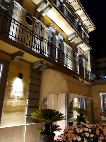 . Hotel Villa Traiano