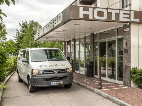 Hotel Am Moosfeld photo 21