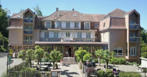 . Logis Hôtel Notre-Dame
