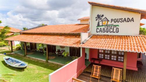 Foto de Casa de Caboclo