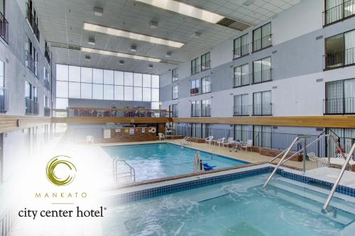 Mankato City Center Hotel - Mankato, MN 56001