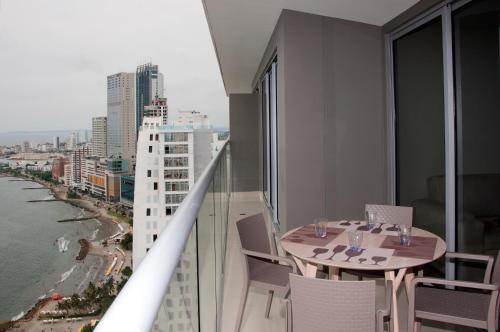 . Apartamentos Morros City Cartagena