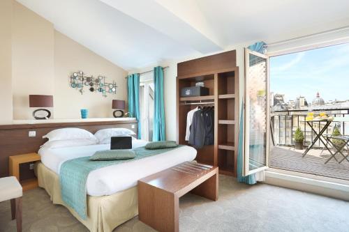 Le Grand Hôtel de Normandie - Hôtel - Paris