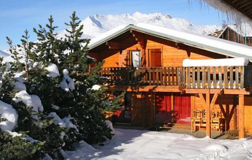 Odalys Chalet Soleil d'Hiver Les Deux Alpes