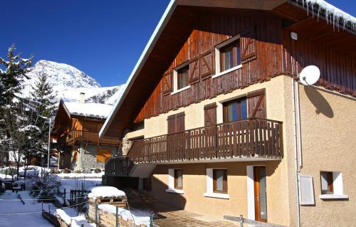 Odalys Chalet Alpina Les Deux Alpes