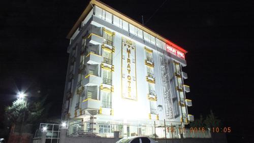 Tosya Miray Otel ulaşım