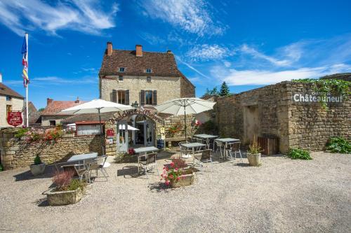 . Hostellerie Du Chateau