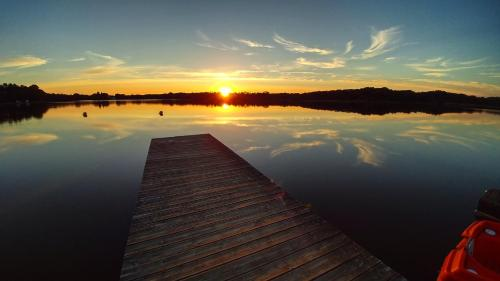 . Le Lac O Fees camping Ecologique