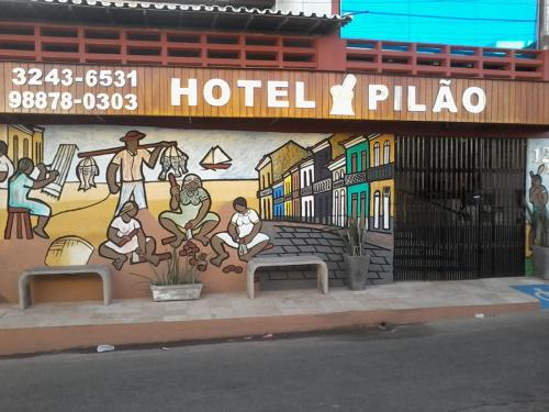 Foto de Hotel Pilão