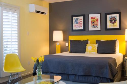 Palm Springs Rendezvous Bed And Breakfast - Palm Springs, CA 92262