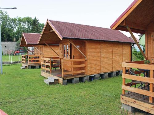 One-Bedroom Holiday Home in Nowe Warpno photo 3