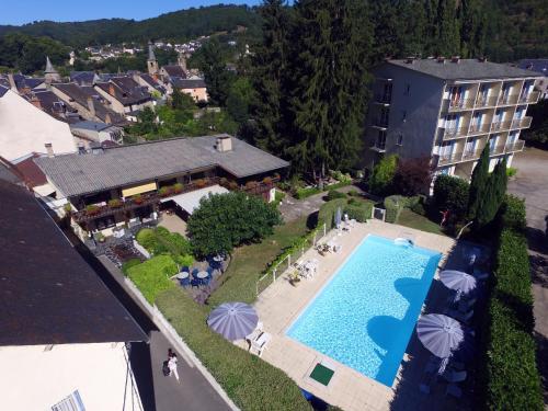 Accommodation in Saint-Geniez-d'Olt