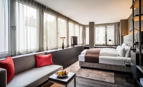 SAKS Urban Design Hotel Frankfurt photo 19