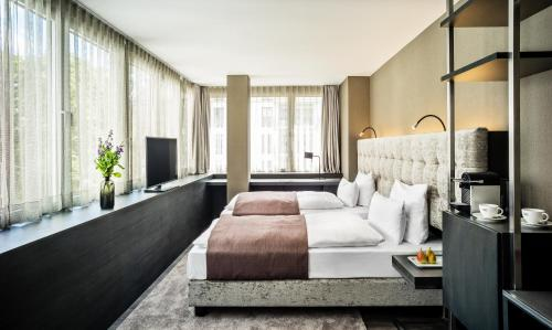 SAKS Urban Design Hotel Frankfurt photo 20