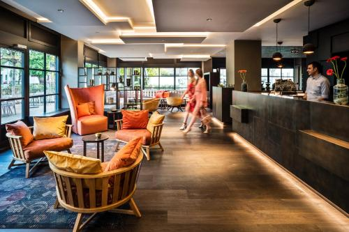 SAKS Urban Design Hotel Frankfurt photo 28