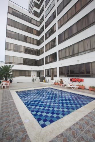 Hotel Aparta Estudio Bahia Fragata 306
