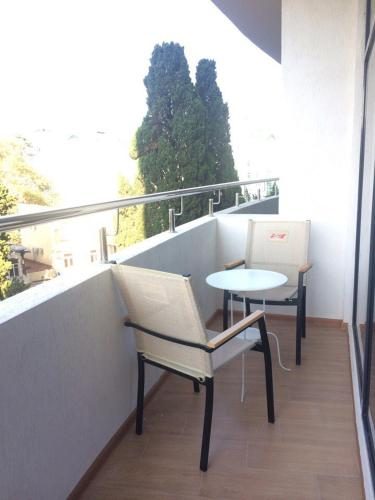 Apartments Barcelona-Park Апартаменты Делюкс