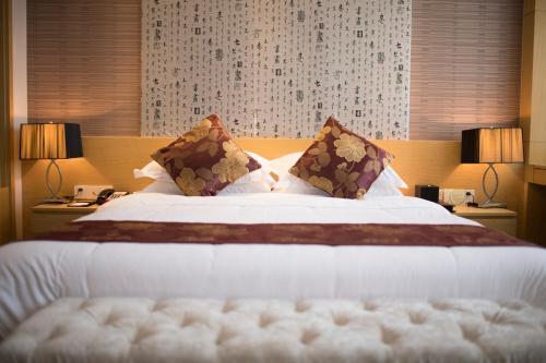 Suzhou Sun Plaza Hotel photo 21