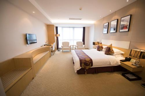 Suzhou Sun Plaza Hotel photo 23