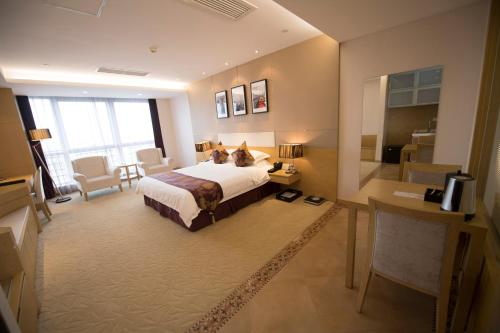 Suzhou Sun Plaza Hotel photo 26