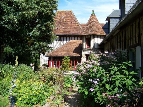 Le Pommenial de la Hérissonnière - Chambre d'hôtes - Saint-Aubin-de-Bonneval